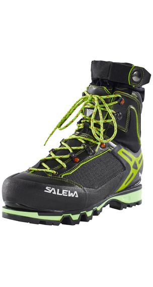 Salewa Vultur Vertical GTX - Calzado Hombre - verde/negro